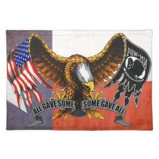 Some Gave It All Cloth Placemat