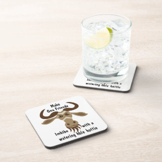 Some Gnu Stuff_Make Gnu Friends Coaster