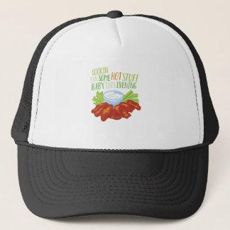 Some Hot Stuff Trucker Hat