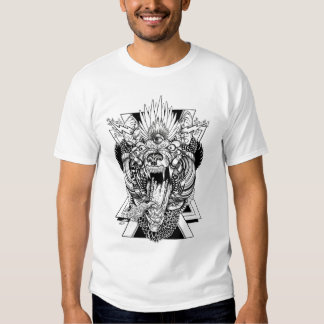 Some kind of bizzare tee shirt
