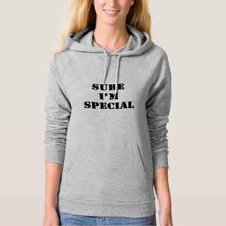 Some kind of special hoodie