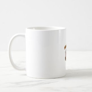 Some Like It Hot Cascabel Pepper Hand Pile mug