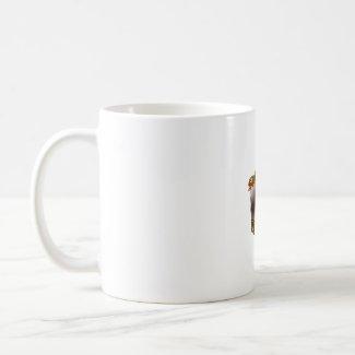 Some Like It Hot Hand One Habanero Pepper mug