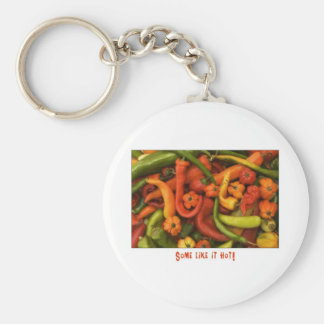 Some like it hot! keychain