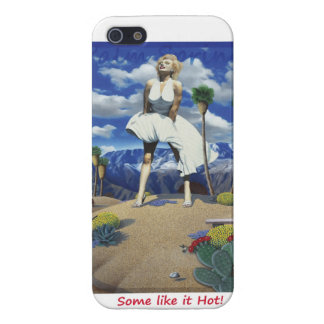 Some Like it Hot! Palm Springs iPhone SE/5/5s Cover