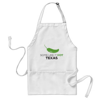Some Like It Hot Texas Chile Apron