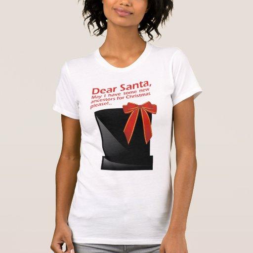 Some New Ancestors For Christmas Shirt