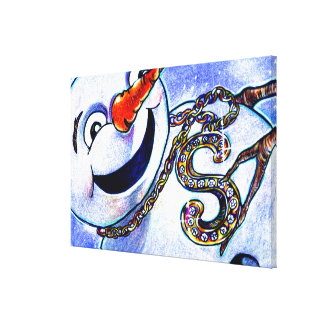 Some Nice Bling Bling Canvas Print