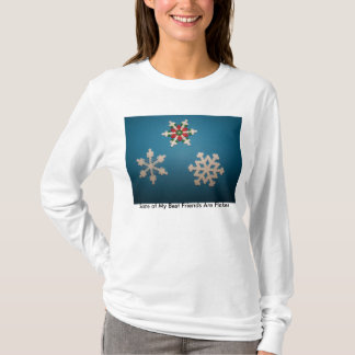 Some of My Best Friends Are Flakes T-Shirt