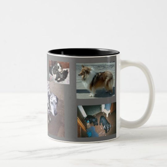 Some of my best friends Two-Tone coffee mug