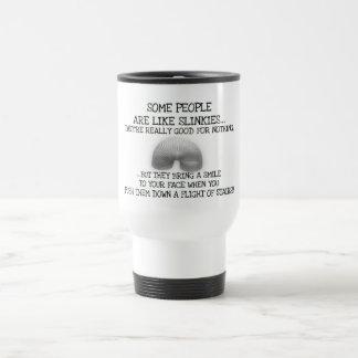 Some People Are Like Slinkies Coffee Mug