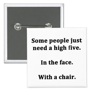 Some People Just Need a High Five Button