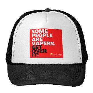 Some people vape,Get over it Trucker Hat