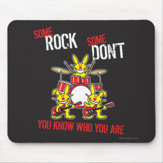 Some Rock Mouse Pad