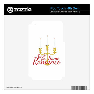 Some Romance Decals For iPod Touch 4G