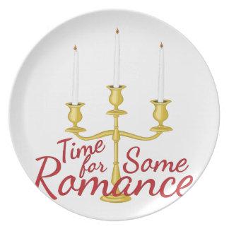 Some Romance Dinner Plate
