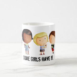 Some Subculture Girls Coffee Mug