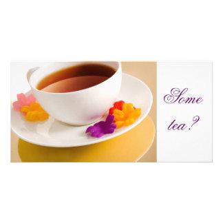 Some tea? card