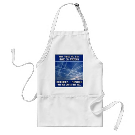 Some Things Are Still Made In America Adult Apron