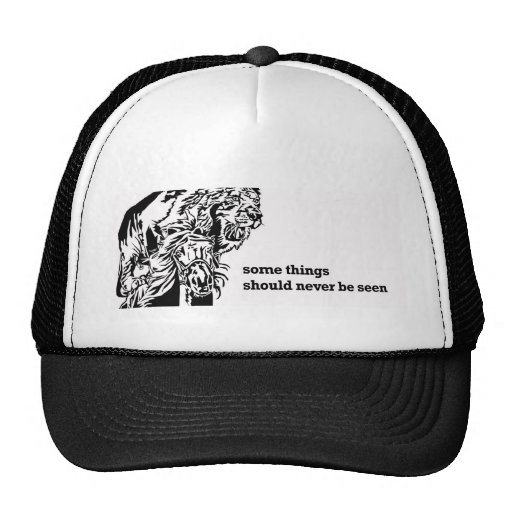 Some Things Should Never Be Seen Trucker Hat