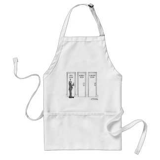 Some Things Shouldn't be Computerized Apron