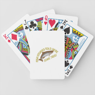 Some True Bicycle Playing Cards