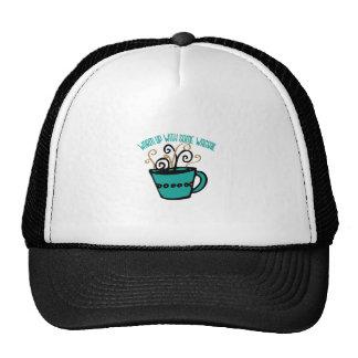 Some Wassail Mesh Hats