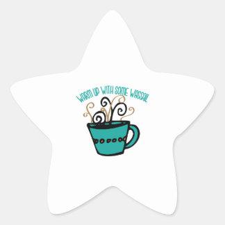 Some Wassail Star Stickers