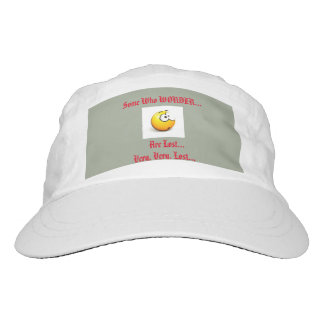 Some Who Wonder Are Lost Hat