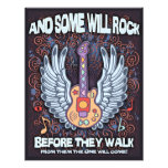Some Will Rock Flyer Design
