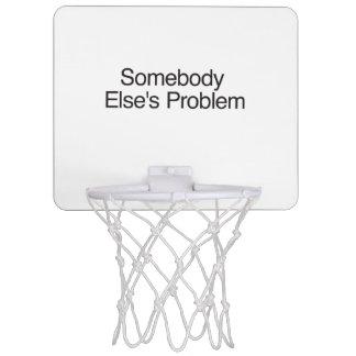 Somebody Else s Problem ai Mini Basketball Hoop