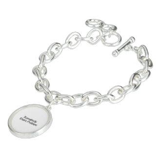 Somebody Else s Problem ai Charm Bracelets