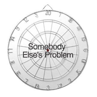 Somebody Else s Problem Dart Board