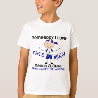 Somebody I Love - ALS (Boy) T-Shirt