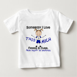 Somebody I Love - ALS (Girl) Baby T-Shirt