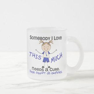 Somebody I Love - ALS Girl Coffee Mug