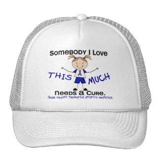 Somebody I Love - Arthritis Rheumatoid (Girl) Mesh Hat
