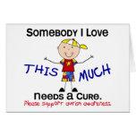 Somebody I Love - Autism (Boy) Card