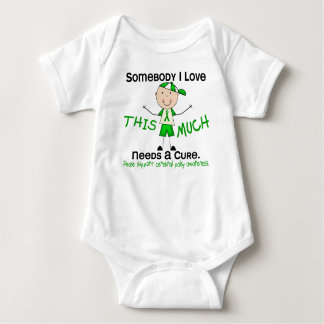 Somebody I Love - Cerebral Palsy (Boy) Baby Bodysuit
