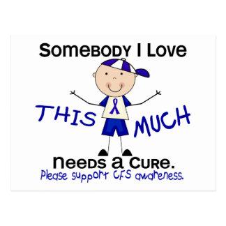 Somebody I Love - CFS (Boy) Postcard