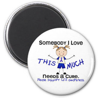 Somebody I Love - CFS Girl Magnet
