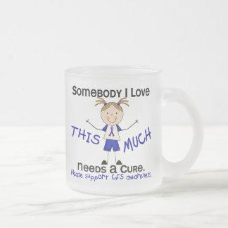 Somebody I Love - CFS Girl Mugs