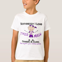 Somebody I Love - Cystic Fibrosis (Boy) T-Shirt