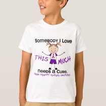 Somebody I Love - Epilepsy (Girl) T-Shirt