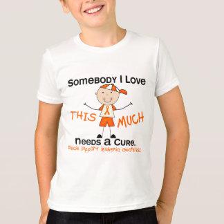 Somebody I Love - Leukemia (Boy) T-Shirt