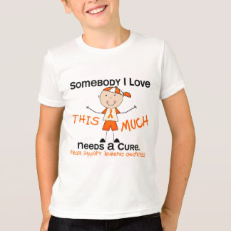 Somebody I Love - Leukemia (Boy) T-Shirt