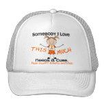 Somebody I Love - Leukemia (Girl) Trucker Hat
