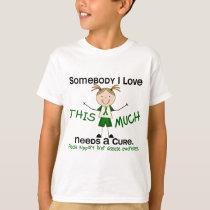 Somebody I Love - Liver Disease (Girl) T-Shirt