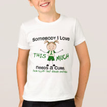 Somebody I Love - Liver Disease (Girl) T-Shirt