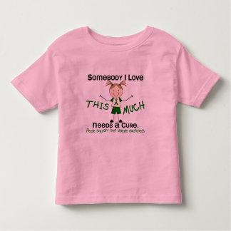 Somebody I Love - Liver Disease (Girl) Toddler T-shirt